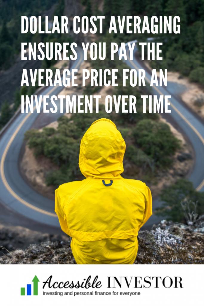 Dollar cost averaging definition DCA